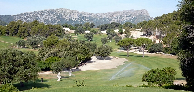 Golf Pollensa Panorama