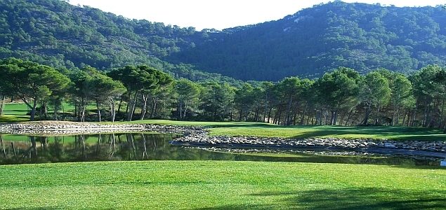 Golfplatz Club de Golf Son Servera