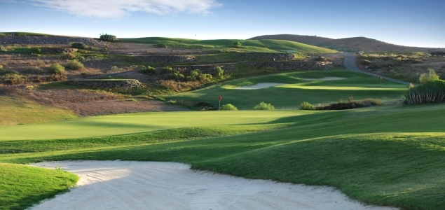 Gran Canaria - Salobre North - Salobre Golf & Resort Sandbunker