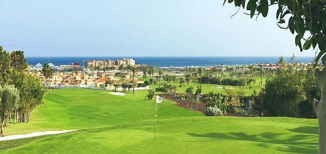 Fuerteventura Golf Club Meer